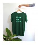 CAMISETA I LOVE MY MOM