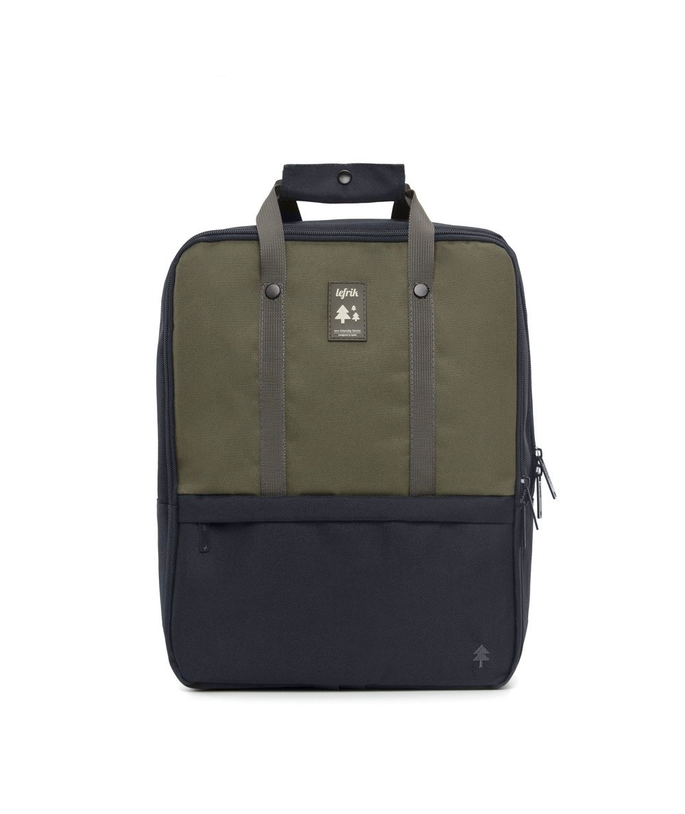 LEFRIK - DAILY BACKPACK - Multi Grey