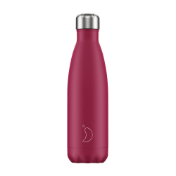 BOTELLAS CHILLY - Fucsia Mate