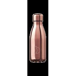 BOTELLAS CHILLY 260ml - Oro rosa