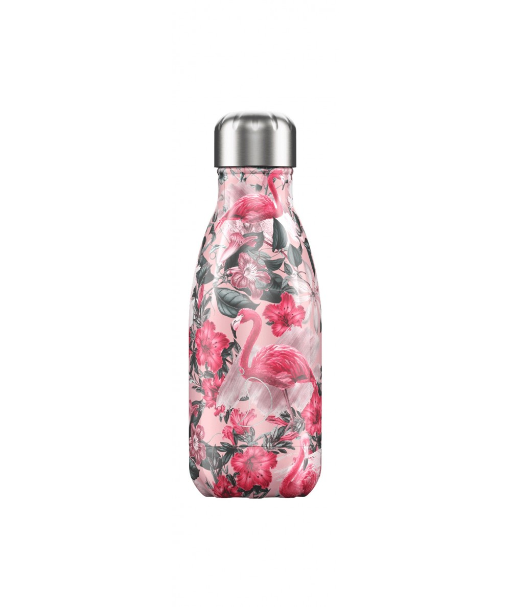 BOTELLAS CHILLY - 260 ml Flamingo