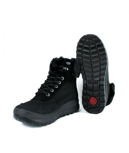 IMAC - 409418 - Bota waterprooff negra cordones