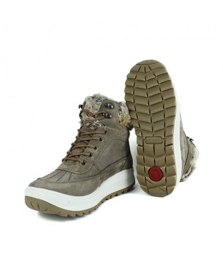 IMAC - 409418 - Bota Waterproof Beige cordones