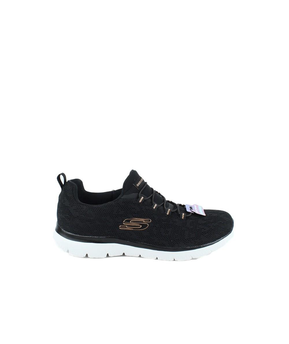 SKECHERS - 149037 - Zapatilla sin cordones Negro