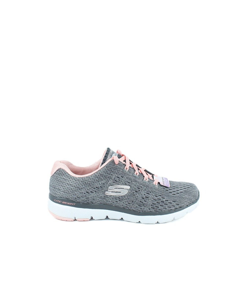 SKECHERS - 13064 - Zapatilla Satellites Gris