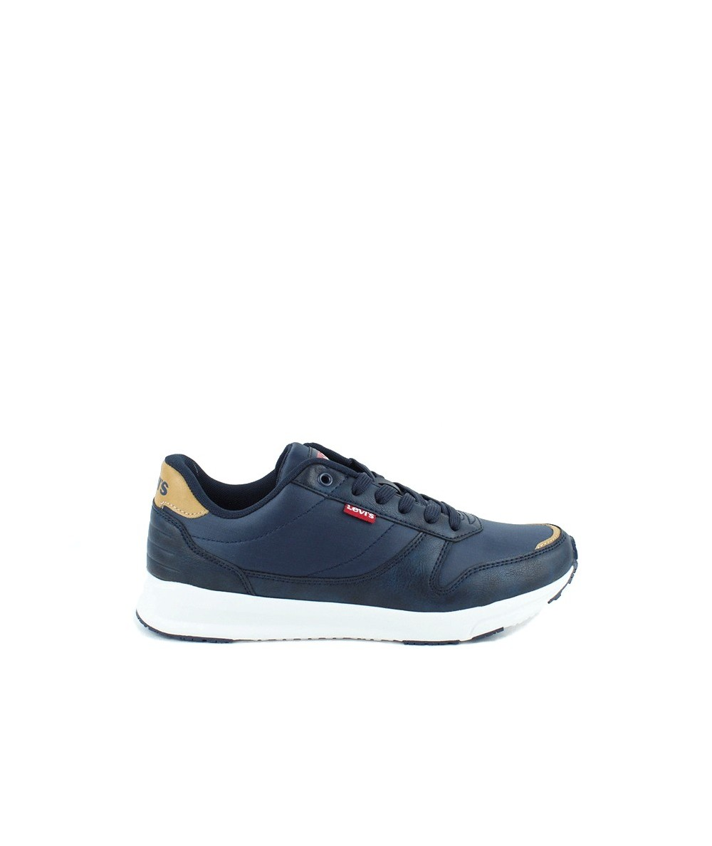 LEVIS - 231541 - Zapatilla azul