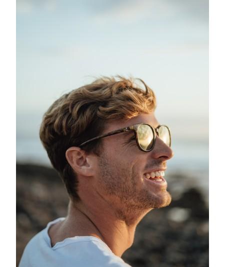 PARAFINA - ARROYO TORTOISE - Gafas de sol ecológicas