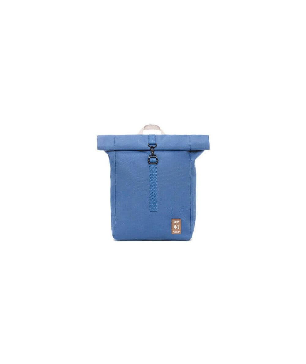LEFRIK - MINI ROLL - Mochila Ecológica Azul