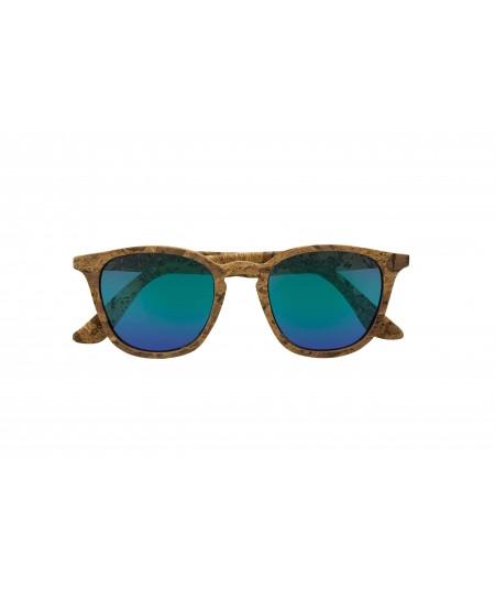 PARAFINA - NIEBLA INK - Gafas de sol de corcho