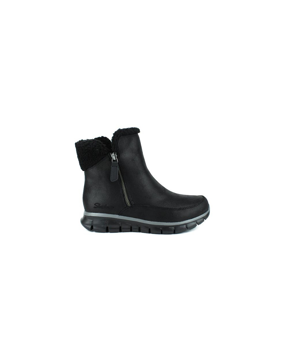 SKECHERS - 44779 - Botin Waterproof Negro