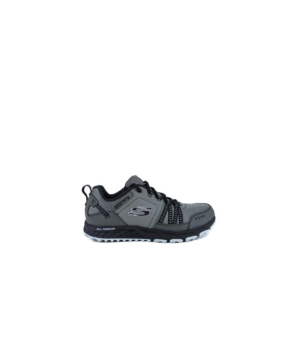 SKECHERS - 51591 - Deportivo gris waterproof