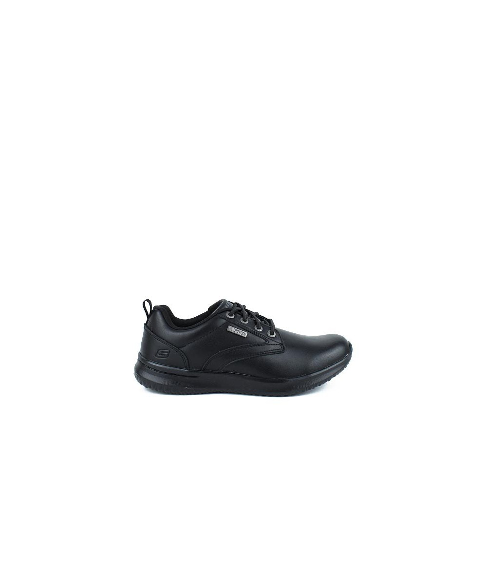SKECHERS - 65693 - Zapato waterproof negro