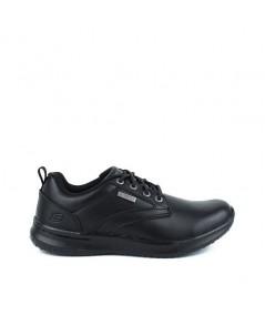 SKECHERS - 65693 - Zapato waterproof negro