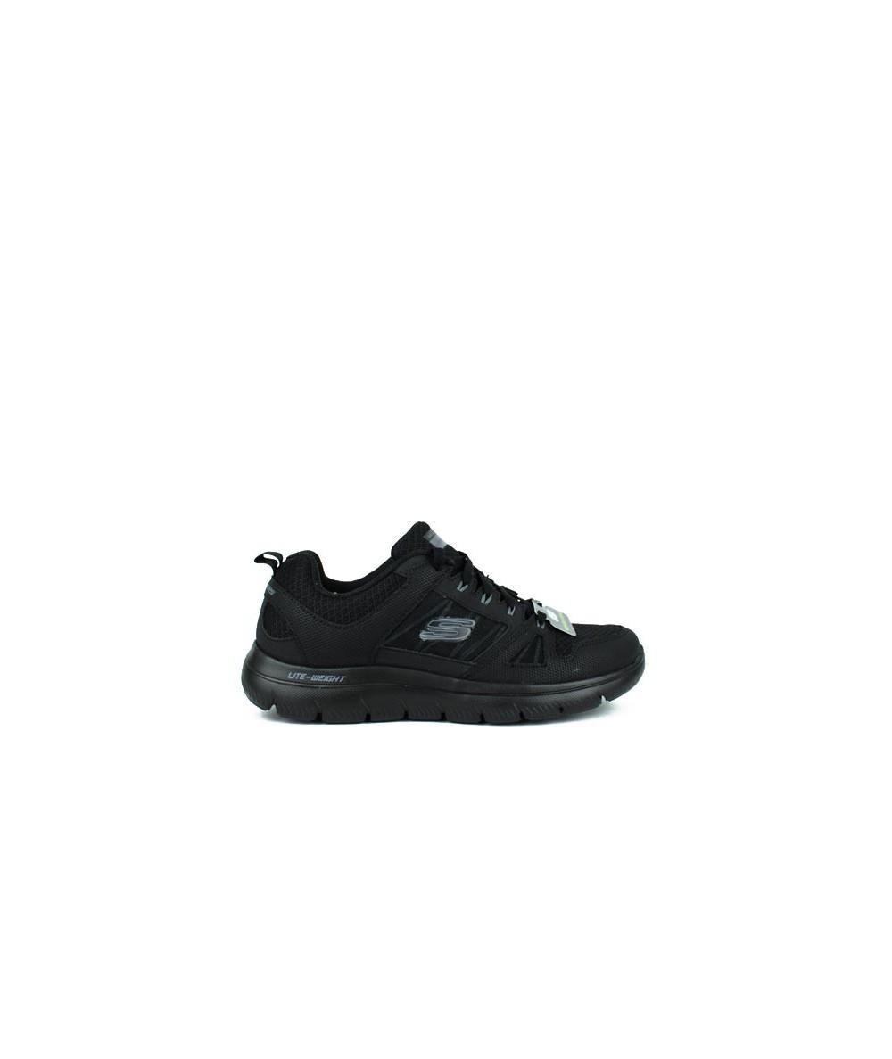 SKECHERS -232069 -Zapatilla negra