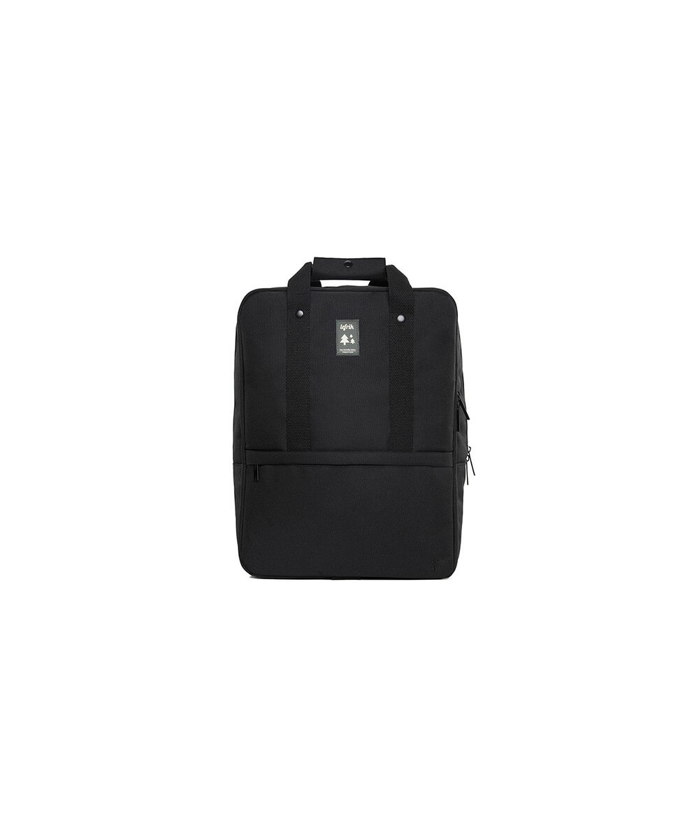 LEFRIK - DAILY BACKPACK - Negra