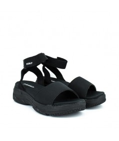 ECOALF - HAWAI - Sandalia Velcro Negra