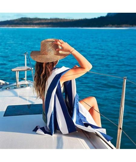 DOCK & BAY - CABANA - Toalla playa azul