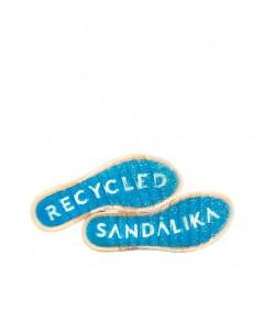 SANDALIKA - LEA - Sandalia vegana negra