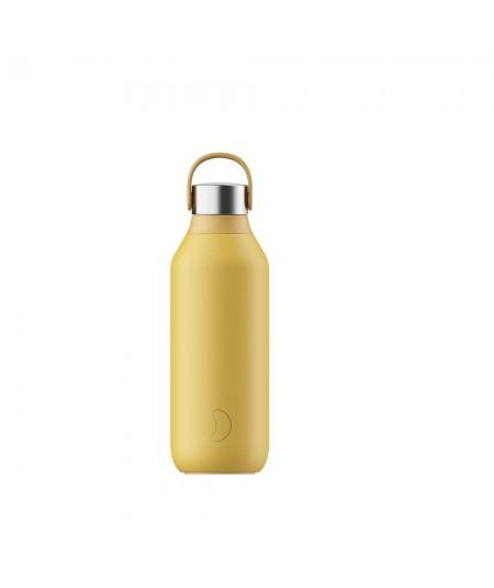 Botella Chilly amarilla
